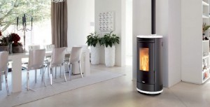 Aurora top flue